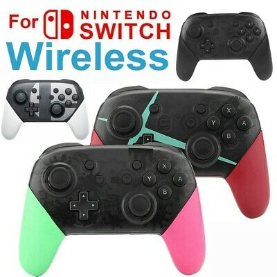 Pro Controller for Nintendo Switch Wireless Bluetooth Gamepad Joypad Console
