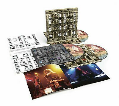 Led Zeppelin - Physical Graffiti - 3Cd Cd - New