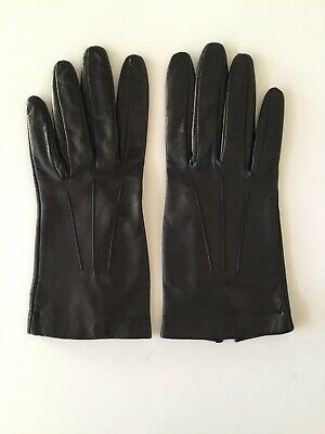 Country Road Leather Gloves Womens Size M