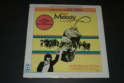 The Bee Gees~Melody~Original Soundtrack~Jack Wild~Mark Lester~FAST SHIPPING