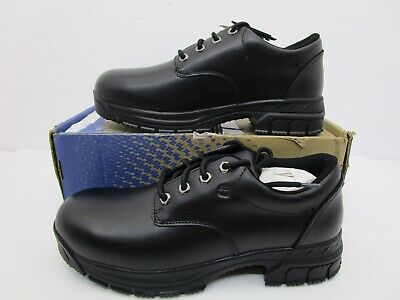 de499095dac SHOES FOR CREWS Men's Cade Black Steel Toe Oxford Shoes - $39.99 ...