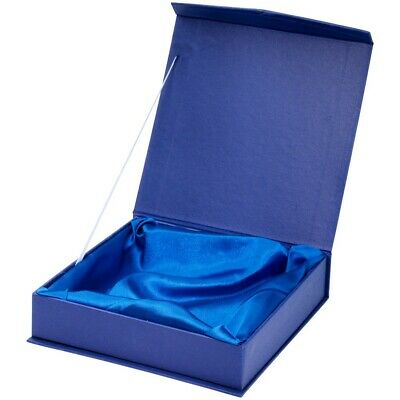 Blue Presentation Box For Salvers Fits 10in Salver