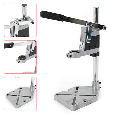 Bench Clamp Support Tool Drill Press Stand Workbench Pillar Pedestal Clamp 38-42