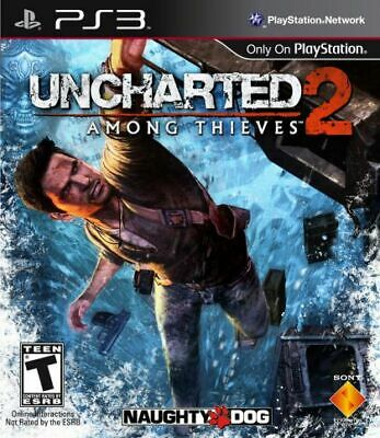 Juego Ps3 Uncharted 2: Among Thieves Ps3 Version Portugal 2000460