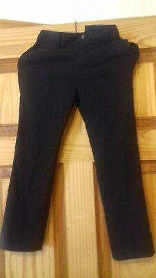 Next Black Boys Trousers Age 6 Years