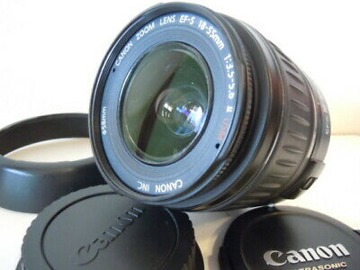 Canon EFS 1855mm F3.55.6 USM …