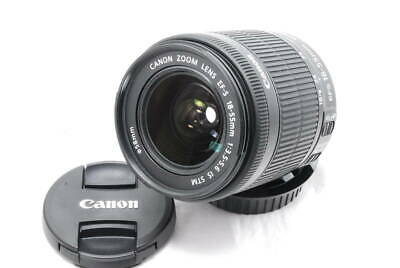 Canon EFS 1855mm F3.55.6 IS STM with