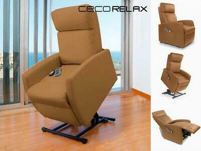 Cecorelax Compact Camel 6006 Massagesessel mit Hebefunktion