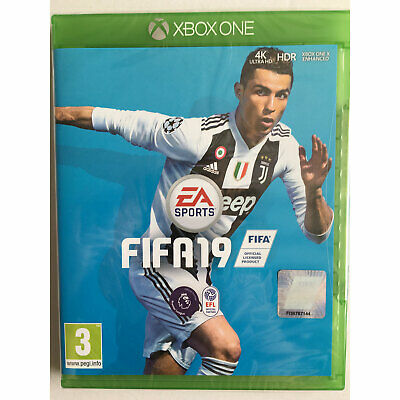 FIFA 19 (Xbox One) New and Sealed