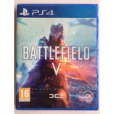 Battlefield V (5) (PS4) New and Sealed
