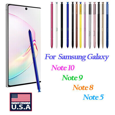 US New For Samsung Galaxy Note 9 Note 8 Note 5 S Pen Touch Stylus Pen Pencil se