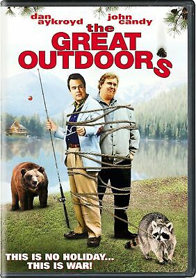The Great Outdoors DVD Lucy Deakins NEW