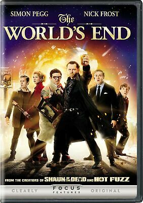 The World's End DVD  NEW