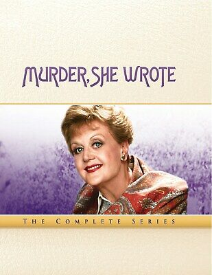 Murder, She Wrote The Complete Series DVD  NEW
