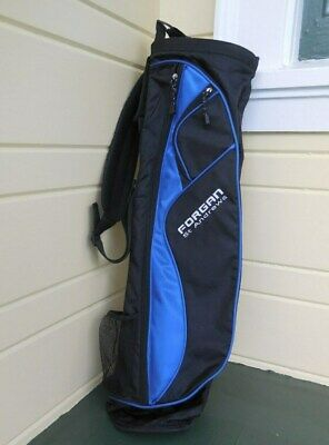 b1269d5f2 FORGAN OF ST Andrews GolfDry Waterproof 14-Way Stand Carry Golf Bag ...