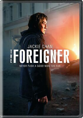 The Foreigner DVD Jackie Chan NEW