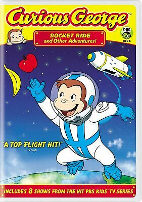 Curious George: Rocket Ride and Other Adventures [DVD]