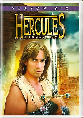 Hercules - The Legendary Journeys: The Complete Movies [DVD]