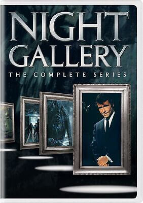 Night Gallery The Complete Series DVD Cesar Romero NEW