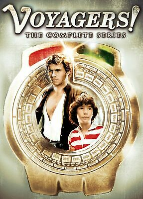 Voyagers! The Complete Series DVD  NEW