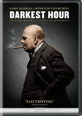 Darkest Hour DVD Gary Oldman NEW