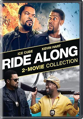 Ride Along 1 & 2 DVD Ice Cube NEW