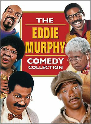 The Eddie Murphy Comedy Collection DVD  NEW