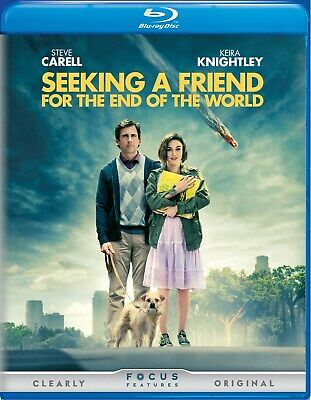 Seeking a Friend for the End of the World Blu-ray  NEW