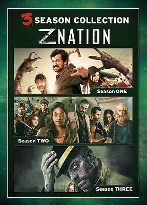 Z Nation Seasons 1-3 DVD Kellita Smith NEW
