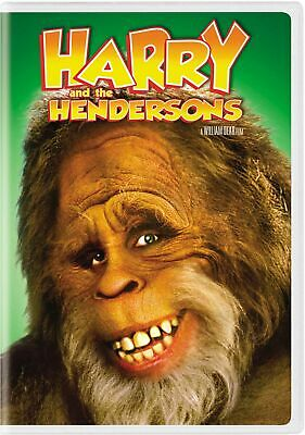 Harry and the Hendersons DVD John Lithgow NEW