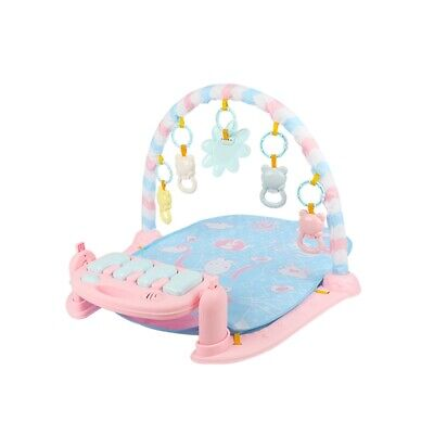 Baby Play Music Mat Carpet Toys Kid Crawling Play Mat Game Develop Mat With Y7P4