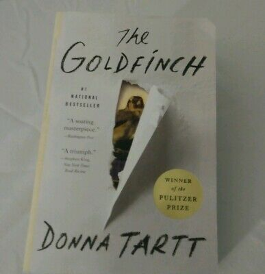 The Goldfinch by Donna Tartt. Soft cover. New.