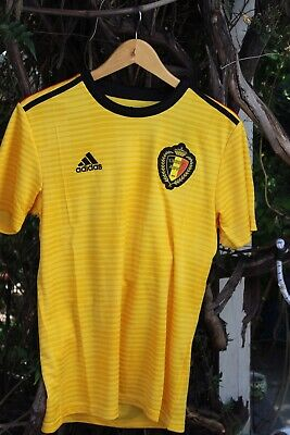 cf74d9adcef Brand New Adidas Belgium Away Jersey World Cup 2018 Men's Size Small BQ4536