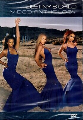 New Dvd // Destiny's Child - Video Anthology // 15 Tracks - Beyonce Knowles