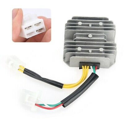 Motorcycle Voltage Regulator Rectifier Fit For GY6 150cc 125cc 250cc 6-Wire
