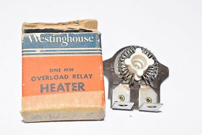 NEW WESTINGHOUSE X-49 OVERLOAD HEATER ELEMENT