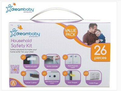 Dreambaby 26-Piece Household Safety Value Pack FREE SHIPPING!!