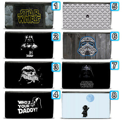 Star Wars Darth Vader Travel Wallet Passport Holder Organizer L