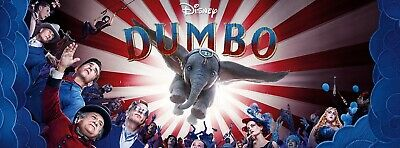 Dumbo(2019) BLU-RAY Only FAST SHIPPING