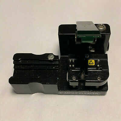 Oxford Fiber OX-SAC-08 8° Angled Fiber Optic Cleaver - Sumitomo FC-SE-AFC-08