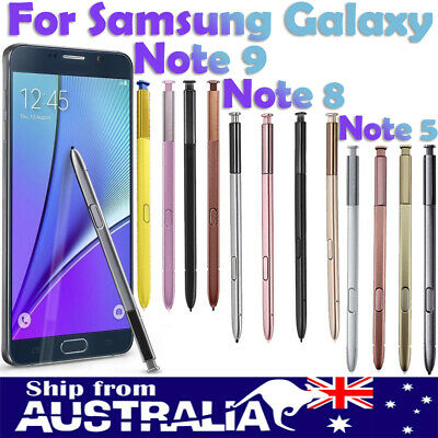 AU New For Samsung Galaxy Note 9 Note 8 Note 5 S Pen Touch Stylus Pen Pencil se