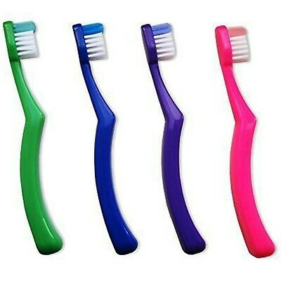 32 x Toddler Toothbrushes ~ Childrens Bulk Set Tiny Teeth for Little Kids Age 2+