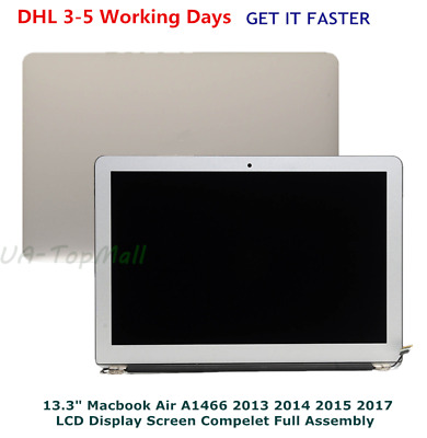 "NEW MacBook Air 13"" A1466 2013 2014 2015 2017 LCD Display Screen Full Assembly"