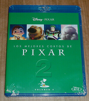 The Very Best of / Don'T Shorts Pixar 2 Disney Blu-Ray New Animation (Unopened)