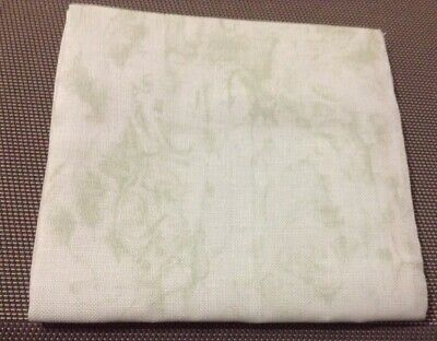 32 ct Zweigart Belfast Linen 50x70 Colour Vintage Green  $22. Post Free