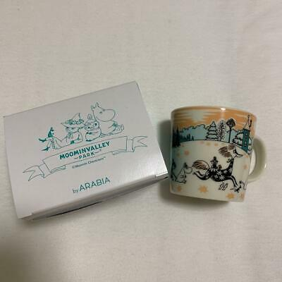 Moomin Valley Park Limited Arabian Mug Cup 2019 Japan Free Shipping