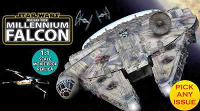 Build The Millennium Falcon | Pick Any Issue | DeAgostini | + R2D2 & X Wing Lnk