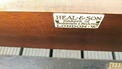 Heal & Son Antique Bed