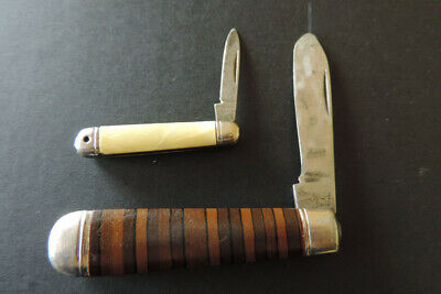 Two vintage pen-knives - Richards of Sheffield