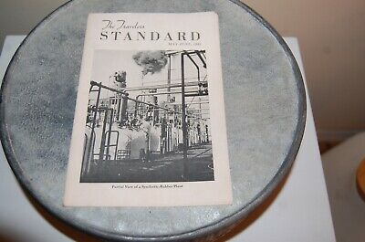 The Travelers Standard May June 1945 Devoted To The Conservation Of Men And Prop